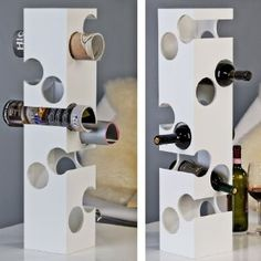 For Wine Bottles, Magazines, and more!