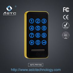 Digital cabinet lock PW118G