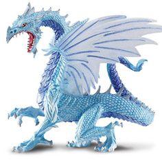 Ice Dragon Fantasy Safari Ltd