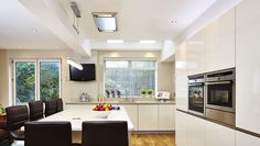 High End Kitchen Design Custom Modern High Gloss Kitchens Reflecting Latest Design Trends Review