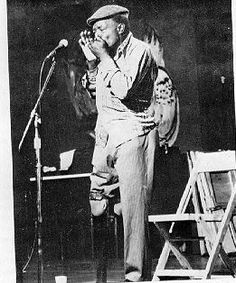 "Arthur Jackson known as Peg Leg Sam (December 18, 1911-October 27, 1977) was a country blues harmonicist, singer and comedian. He recorded ""Fox Chase"" and ""John Henry"", and worked in medicine shows. He gained his nickname following an accident whilst hoboing in 1930."