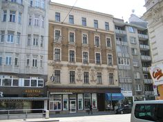 Vienna: Haus Taborstraße 34