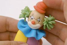 clown tutorial