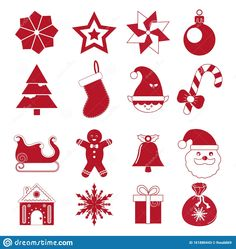 Illustration about Set of flat New Year and Christmas icons . Illustration of house, flat, bell - 161880443 Christmas Icons, Vector Format, Winter Collection, Snowflakes, Christmas Decorations, Illustration, Illustrations, Christmas Decor, Ornaments
