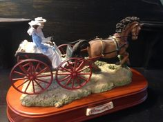 Gone With the Wind - San Francisco Music Box - Scarlett & Rhett Carriage-New in San Francisco Music Box | eBay