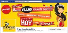 Facebook Cover Día Internacional de la Mujer 2013   Cliente: El verdugo