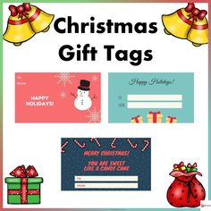 Spruce up your Christmas gifts for your students with our Christmas gift tags Christmas Gift For You, Christmas Goodies, Merry Christmas, Christmas Ornaments, December Holidays, Happy Holidays, Carol Of The Bells, Be Kind To Yourself, Kwanzaa