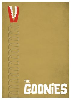 The Goonies by ~PurityOfEssence #movie #goonies #poster