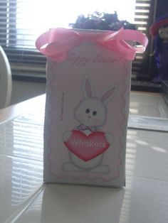 Personalized Easter Favor Boxes