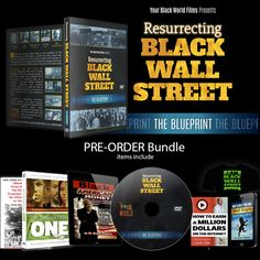269 best the blueprint images on pinterest blue hair chalking 20 resurrecting black wall street the blueprint dvd your black world network malvernweather Gallery