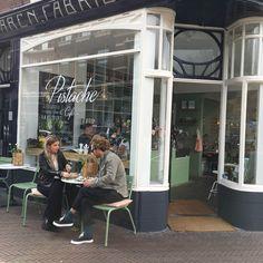 Pistache Cafe bij Paleistuinen!
