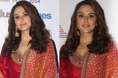 #PreityZinta At Mumbai Film Festival 2014 Photos  More Stills @ http://kalakkalcinema.com/preity-zinta-mumbai-film-festival-2014-photos/