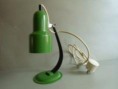 Tischlampe Design Richard Essig 70er - Lampe von MaDütt auf DaWanda.com