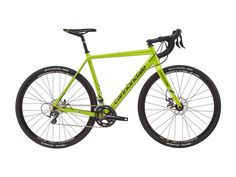 Cannondale CAADX Tiagra 2017, green - Crossrad