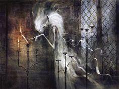 MtG Art: Topplegeist from Shadows over Innistrad Set by Seb ...