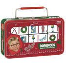 A Christmas Story Dominoes in Tin | Dominoes | CALENDARS.COM