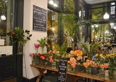 The London Plane y Oddfellow's: dos lugarcitos divinos para comer en Seattle / Vero Palazzo - Home Deco Palazzo, Seattle, Bouquet, Make It Yourself, London, Table Decorations, Flowers, Plants, How To Make