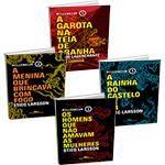 Kit Livros - Série Millennium (4 Volumes)
