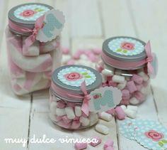 Jar Crafts, Easter Crafts, Bottles And Jars, Mason Jars, Baby Jars, Baby Shawer, Ideas Para Fiestas, Holidays And Events, Baby Boy Shower