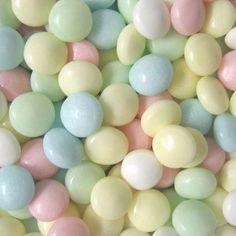 polar mints pastel candy