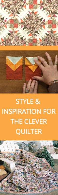 Style and Inspiration for the Clever Quilter Download   National Quilters Circle  #LetsQuilt