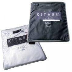 2erPack Kitaro V-Neck T-Shirt 68902 3+5-7+10XL