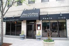 Pazzi di Pizza offers Italian dishes from all different parts of Italy