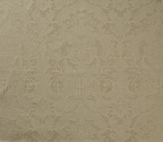 Mandore 4510 -Pewter : Contemporary interpretation of 16th century Venetian style in a luxurious silk damask. Marvic Textiles