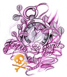 Compass Tattoo Design Page 29 Watch Tattoos, Time Tattoos, Body Art Tattoos, Badass Tattoos, Awesome Tattoos, Clock Tattoo Design, Compass Tattoo Design, Time Clock Tattoo, Clock Tattoos