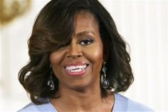 Michelle Obama to give weekly White House radio address, on Boko Haram Michelle Obama, Bring Back Our Girls, Nigerian Girls, Snapchat, Grown Man, Happy Mothers Day, Popular, Long Hair Styles, Lady