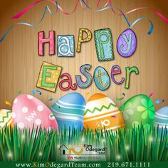 Happy Easter from the Kim Odegard Team at Keller Williams Realty in Schererville IN 219-671-1111
