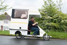 It's the cramper van // I love tiny homes and this takes the cake!
