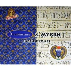 Kamini Incense Cones - Frankincense Myrrh - The Hippie House Hippie House, Incense Cones, Spiritual Practices, Meditation, Spirituality, Positivity, Gain, Knowledge, Herbs