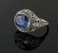 fab art nouveau ring