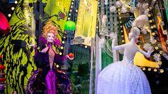 Holiday Windows in New York City - New York'tan Mağaza Vitrinleri | USTA GİREMEZ