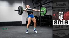 Snatch: 2016 Liftoff Crossfit Games, Gym Equipment, Sporty, Fitness, Style, Swag, Workout Equipment, Outfits