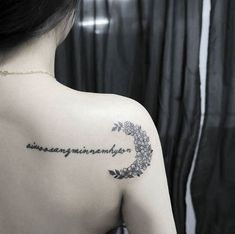 160+ Mystifying Moon Tattoo Designs And Meanings nice  Check more at http://fabulousdesign.net/moon-tattoos-meanings/