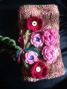 Twiddle muff for Pinderfields hospital