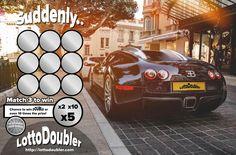 Suddenly.. Bugatti Veyron in Monaco   http://lottodoubler.com     #suddenly #millionaire #bugatti #bugattiveyron #hotelhermitage #montecarlo #monaco #lotto #lottery #lottodoubler