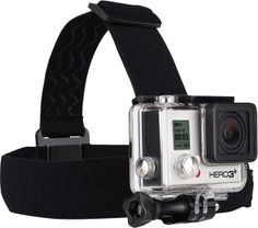 GoPro Head Strap  QuickClip $10 GoPro Chesty Chest Harness $20 & More  Free Shipping #LavaHot http://www.lavahotdeals.com/us/cheap/gopro-head-strap-quickclip-10-gopro-chesty-chest/115785