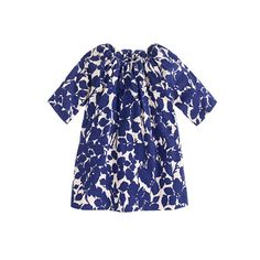 J.Crew - Baby dress in evening primrose