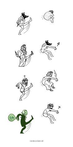 El espíritu de los cínicos: Breve Historia de los dioses