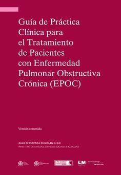 Guía de práctica clínica para el tratamiento de pacientes con EPOC