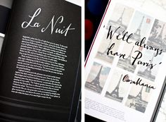 Pages from Paris Sketchbook by Jason Brooks