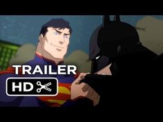 Justice League: War Official DVD Release Trailer #1 (2013) - Superhero Movie HD - YouTube