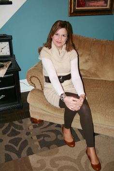 Amy's Creative Pursuits: Fashion Over Fifty: Staying Warm in the Arctic Freeze!