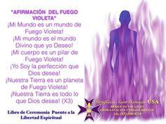 Puente a la Libertad Namaste, Affirmations, Spirituality, Chakras, Israel, Archangel, Angels, Daily Affirmations, Positive Affirmations