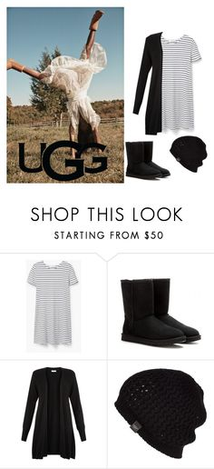 """""""Play With Prints In UGG: Contest Entry"""" by no-play-qveen on Polyvore featuring UGG Australia, MANGO, Monsoon and thisisugg"""