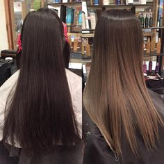 Luscious Balayage With Subtle Purple Tones - 20 Stunning Examples of Mushroom Brown Hair Color - The Trending Hairstyle Brown Hair Balayage, Brown Ombre Hair, Light Brown Hair, Ombre Hair Color, Hair Color Balayage, Brown Hair Colors, Hair Highlights, Balayage Brunette, Ombre Balayage