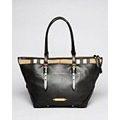 Burberry Tote - Small Salisbury House Check